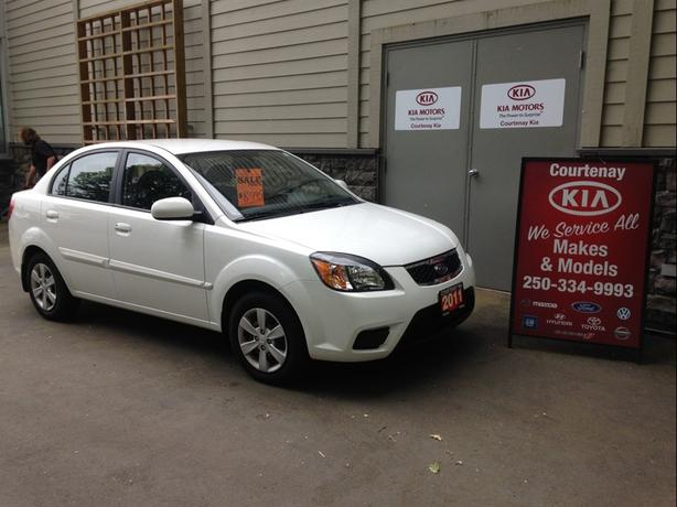 2011 Kia Rio EX, Manual *AUGUST USED CAR SALE!""""