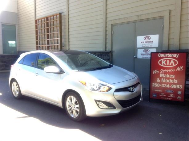 2013 Hyundai Elantra GT **$200.00 Gas Card included**