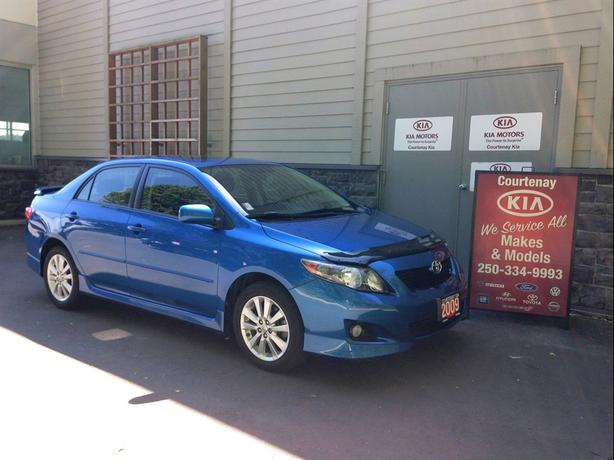 2009 Toyota Corolla Sport, ** $200.00 Gas Card included**