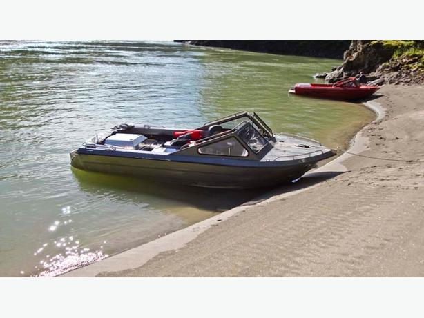 Aluminum Boats For Sale Bc >> Used Jet Boats For Sale In Bc Kamloops Kamloops