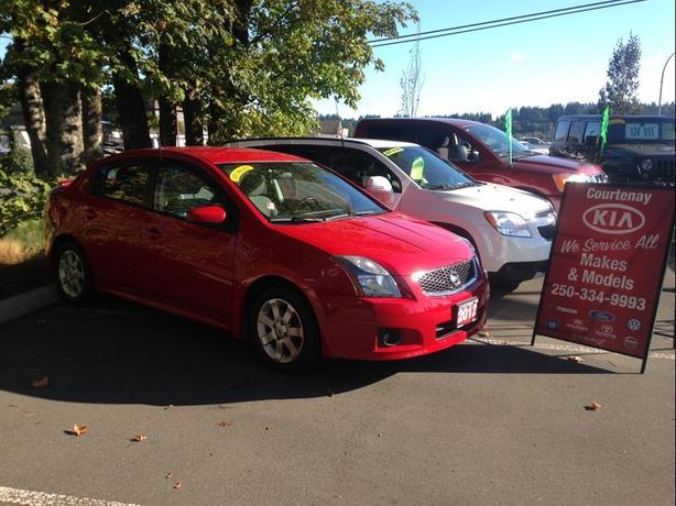 2012 Nissan Sentra /S/SR/SL