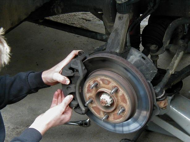 Brake jobs done affordably! Stay safe!