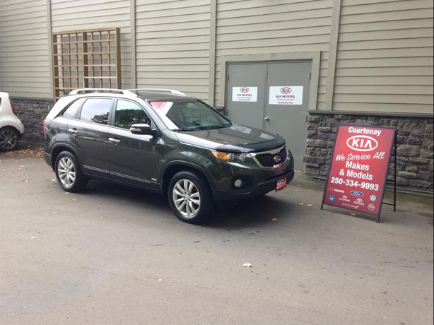 2011 Kia Sorento EX V6 Luxury AWD