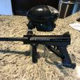 Paintball lot. Tm-15 BT-4 vest gear helmet duffel bag.