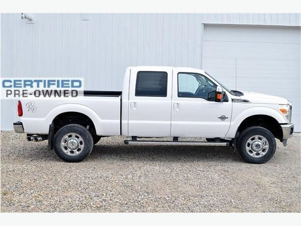 2013 Ford F-350 Super Duty SRW Lariat