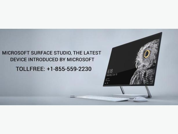 Call Us to Troubleshoot the Microsoft Surface Studio Power Problem