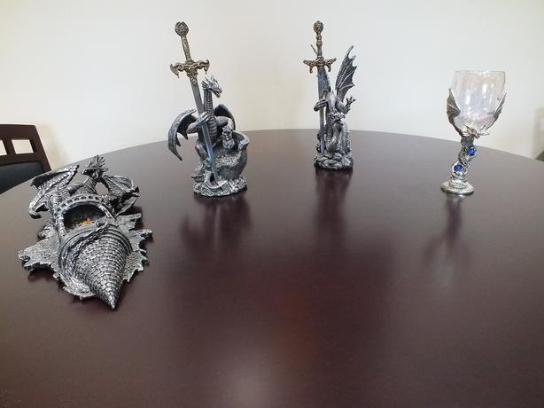 Decorative Dragon Items
