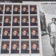 JAMES DEAN 1995 LEGENDS STAMP SHEET MINT .. OFFER WELCOME
