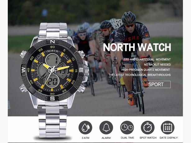 North Brand Sport Watches