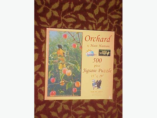 ORCHARD JIGSAW PUZZLE