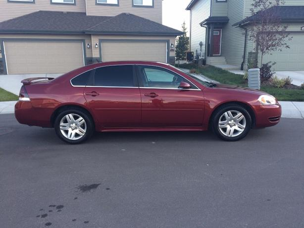 2011 Chevy Impala LT, Priced to sell!!