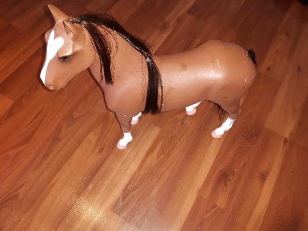 My life dolls horse