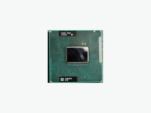 Laptop CPUs (Quad core i5, Triple core, Dual core, Single core)