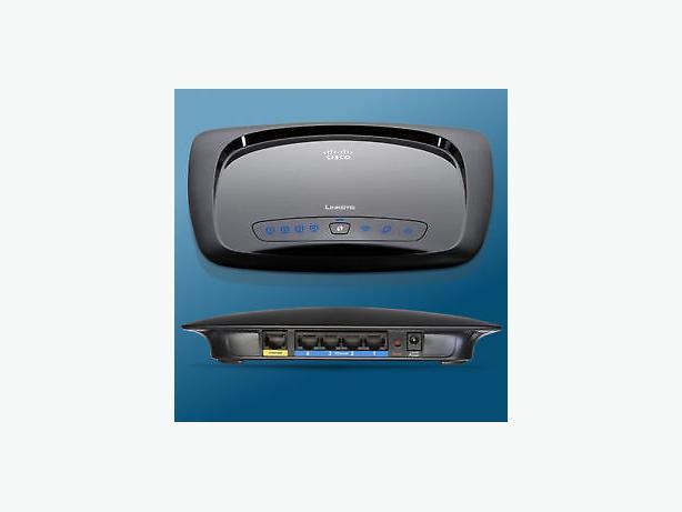 Linksys WRT120N Wireless N150 Router