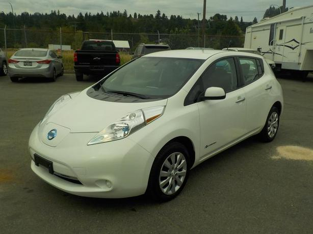 2013 Nissan LEAF S Electric