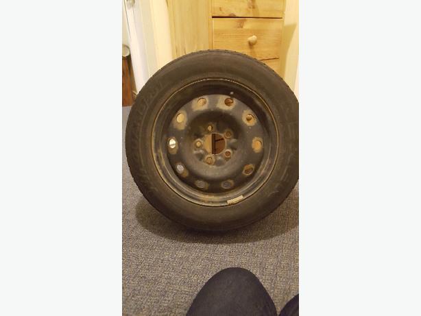 4 winter tires for Honda Civic