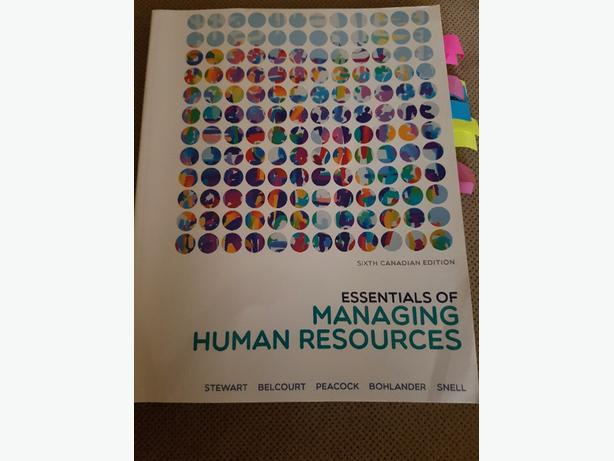 essentials of managing human resources 6th edition pdf