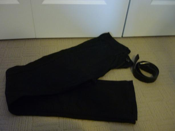 Boys/Teens black pant