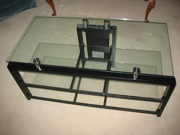 Tech Craft Steel Amp Glass Tv Stand Saanich Victoria