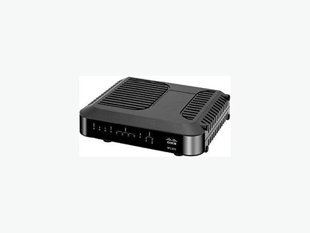 CISCO DPC3835 High Performance with 4 Gigabit ports