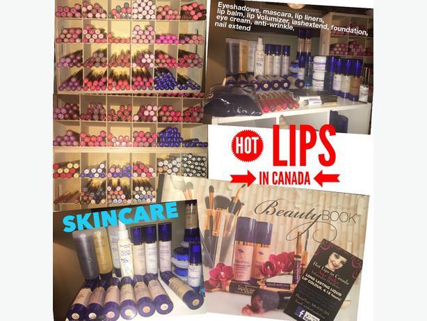 Senegence Makeup and Lipsense Lipstick
