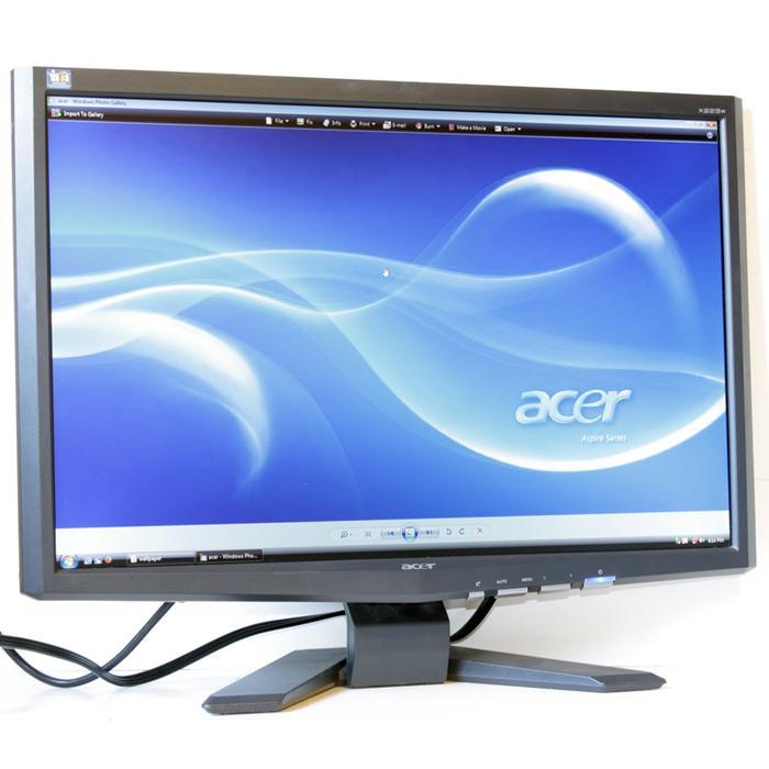 acer x223w 22 inch widescreen lcd monitor for computers east regina regina. Black Bedroom Furniture Sets. Home Design Ideas