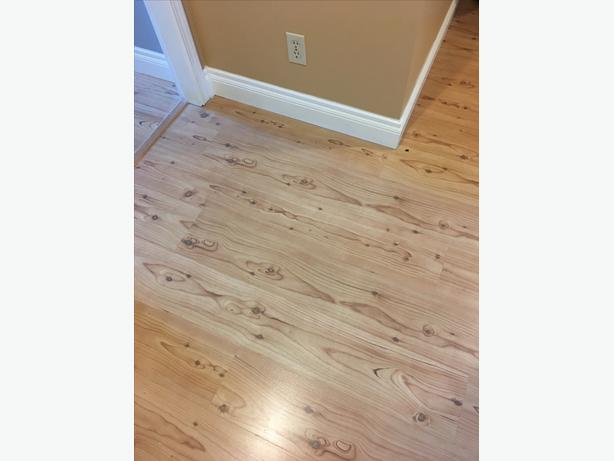 FREE: Laminate Flooring New