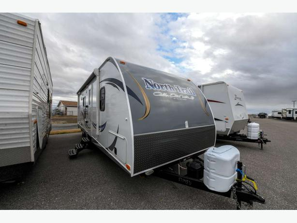 2014 Heartland North Trail 22FBS - 17145U - www.guaranteerv.com
