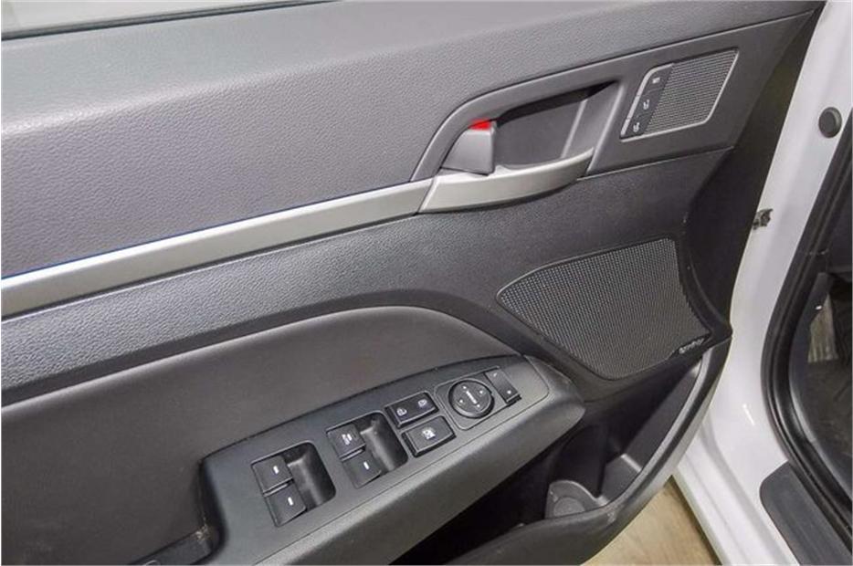 2017 Hyundai Elantra Limited Ultimate Outside South