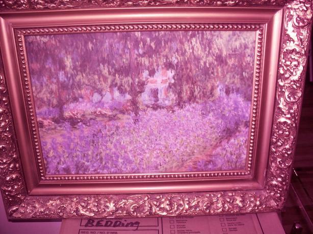 Claude Monet framed print