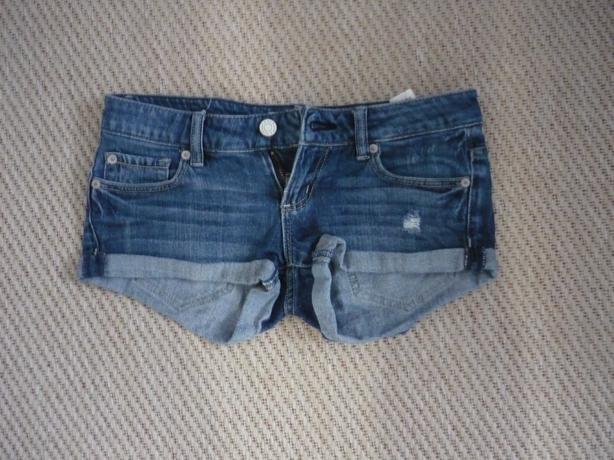 Garage Jean Short - Size 00