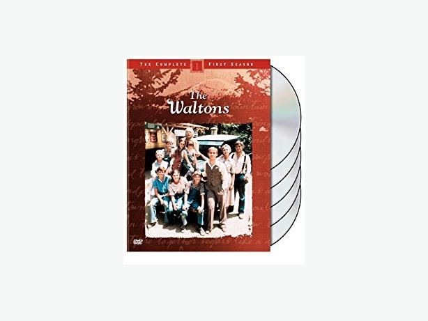 The Waltons season 1 and 2
