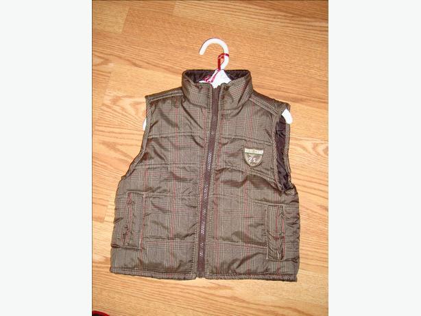 Like New Base Camp brown Vest Coat size 4 - $3