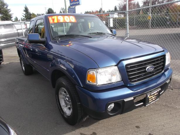 2008 FORD RANGER EXT CAB FOR SALE