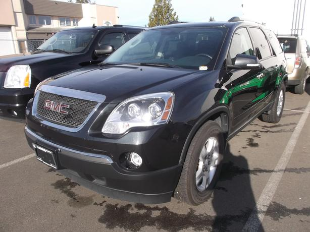 2012 GMC ACADIA SLE AWD FOR SALE