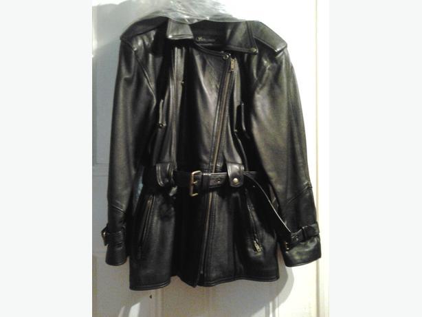 Screamin'Eagle leather jacket
