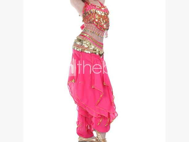 ADULT Belly Dance Outfit Pink - Brand New - $40-