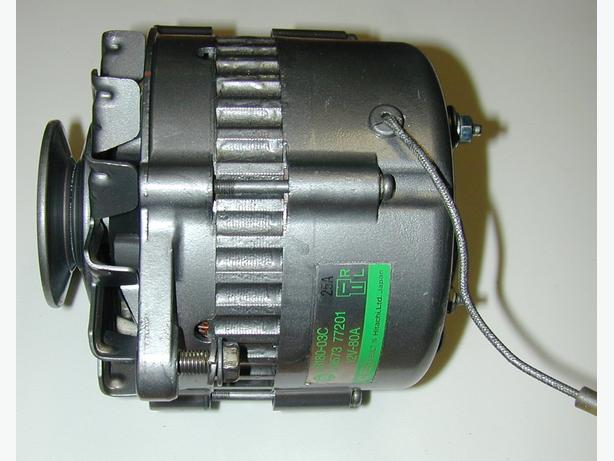 Hitachi LR180-03C Alternator 80Amps for Yanmar with Adverc Control North  Saanich & Sidney , Victoria - MOBILEUsedVictoria.com
