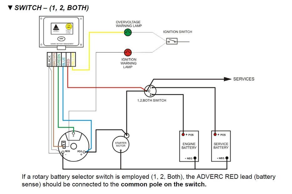 [SCHEMATICS_4JK]  Alternator terminals | YBW Forum | Alternator Wiring Diagram W Terminal |  | YBW Forum