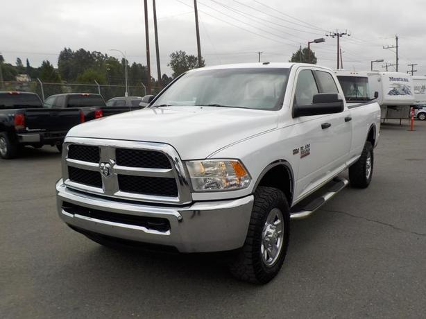 2014 Dodge Ram 3500 HD SLT Crew Cab Long Box 4WD