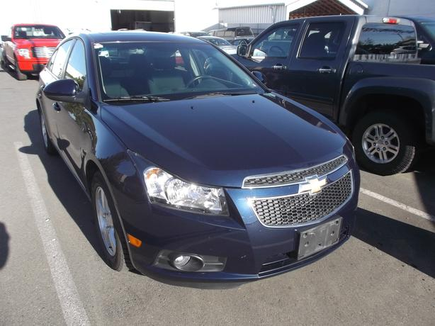 2011 CHEVROLET CRUZE LT TURBO FOR SALE