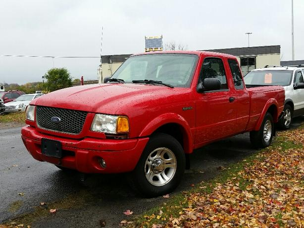 2002 Ford Ranger *low km*
