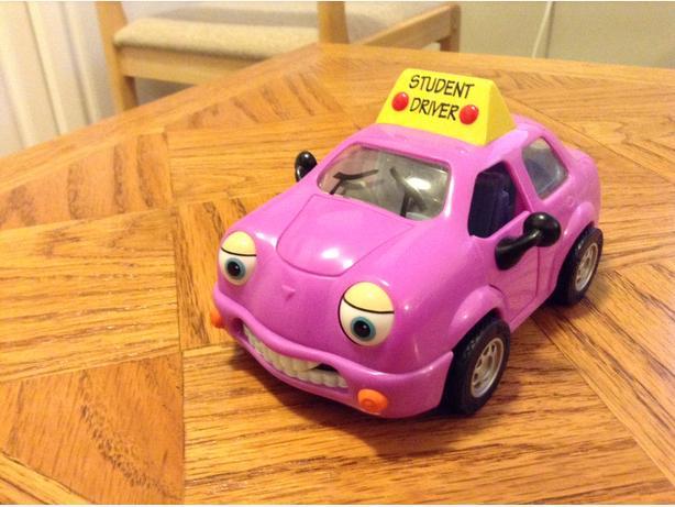 Chevron Cars - Donni Driver