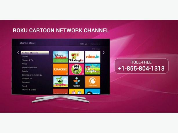 Need the best Roku cartoon network channel