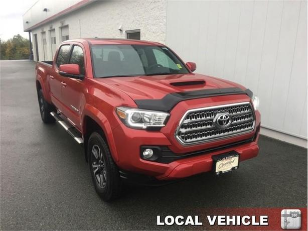 2016 Toyota Tacoma TRD Sport Upgrade Package