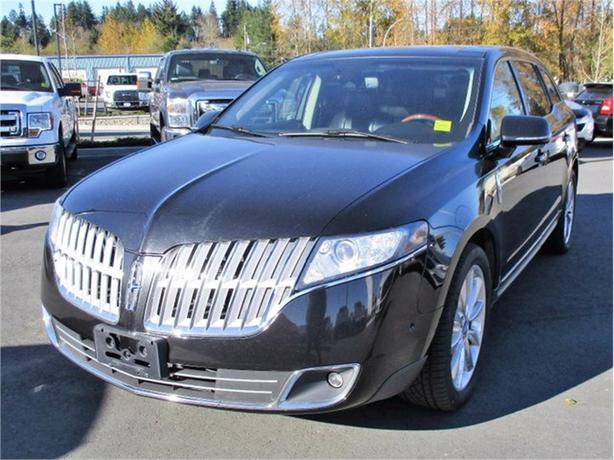 2010 Lincoln MKT EcoBoost