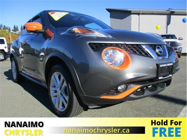 2016 Nissan Juke SL One Owner No Accidents