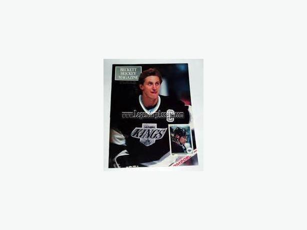 Beckett Hockey Magazines #1-10