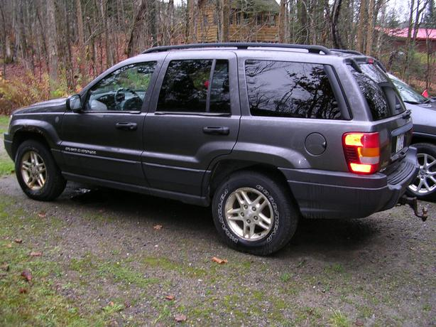 2004 Jeep Grand Cherokee Leredo