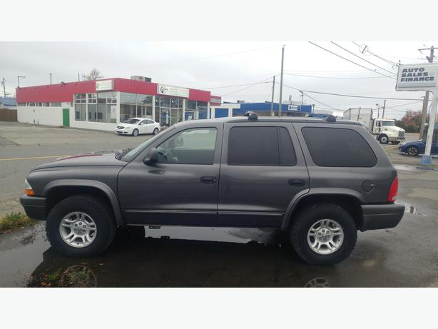 2002 Dodge Durango As-Is